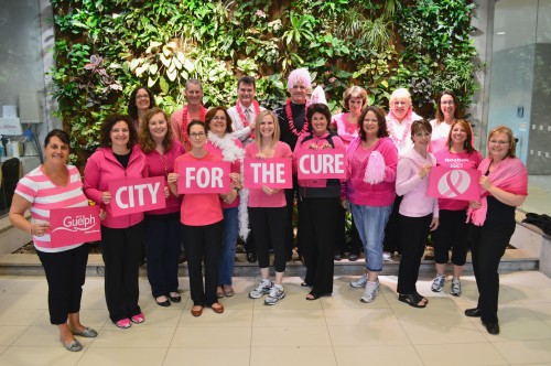 city for the cure