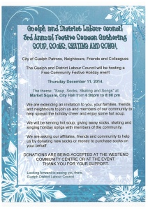 A good family seasonal event at City Hall Thursday