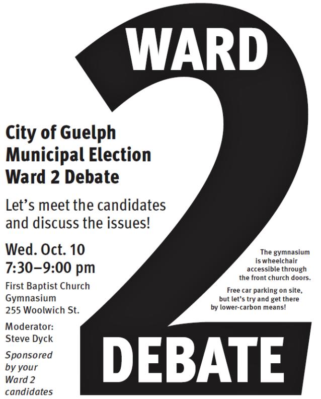 Ward2debate